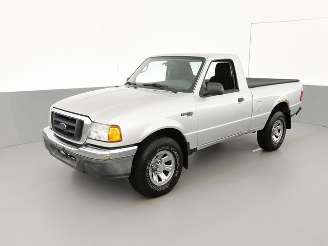 Pre-Owned 2004 Ford Ranger Edge