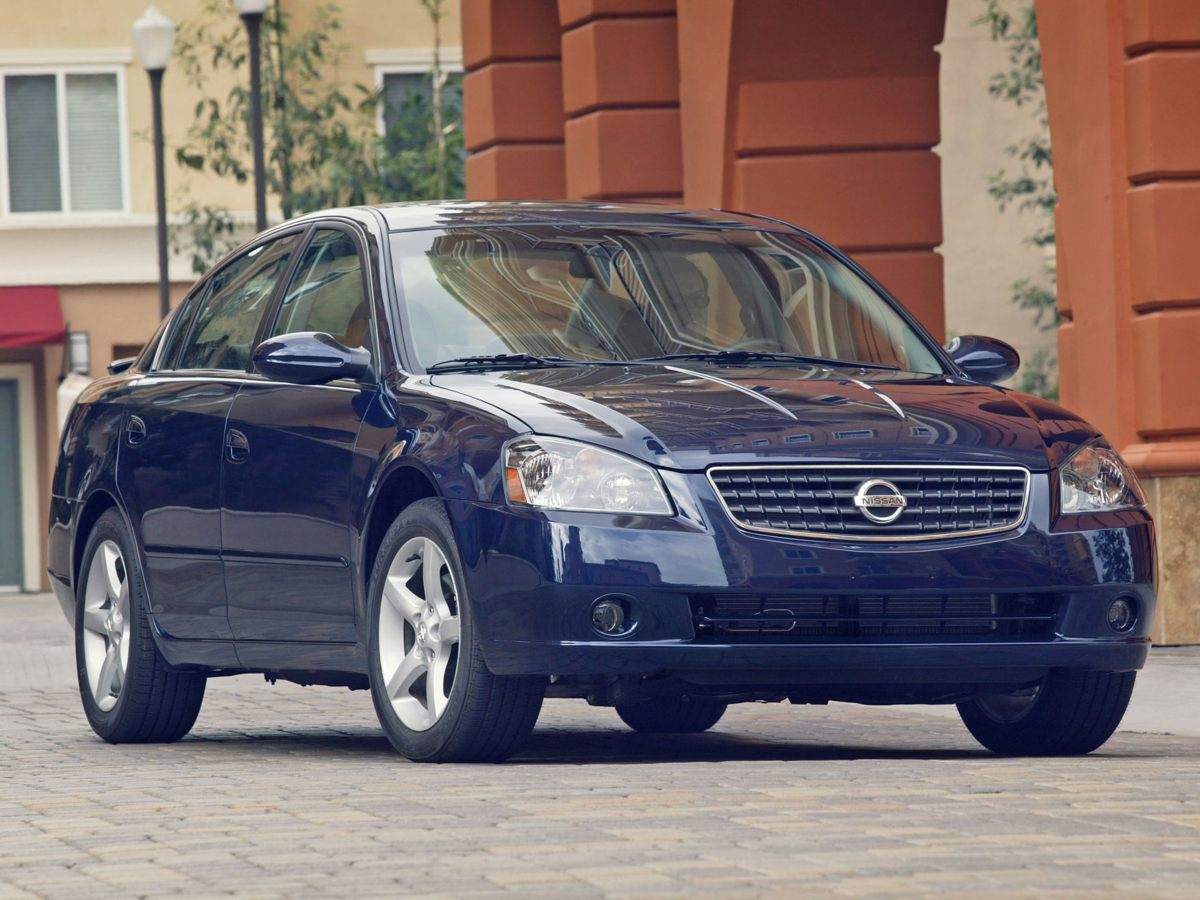 Pre-Owned 2006 Nissan Altima