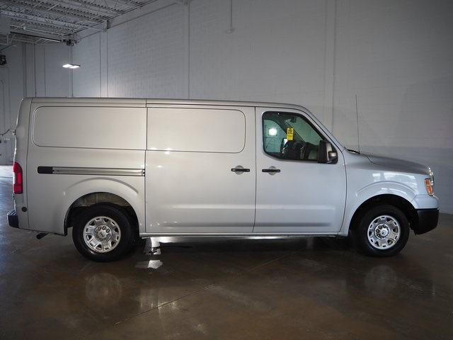Pre-Owned 2016 Nissan NV2500 HD S