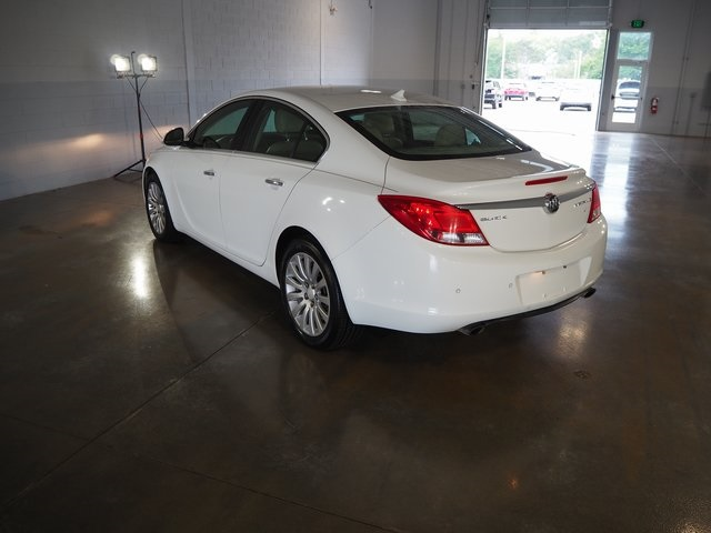Pre-Owned 2013 Buick Regal Premium I