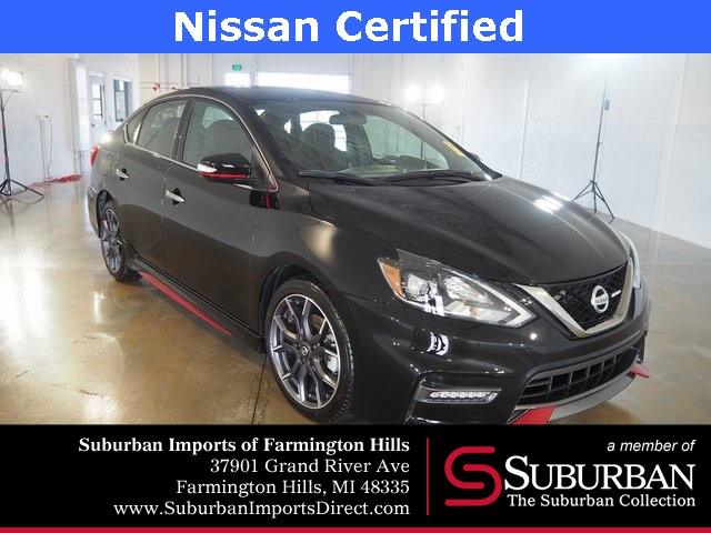 Attractive Pre Owned 2017 Nissan Sentra NISMO