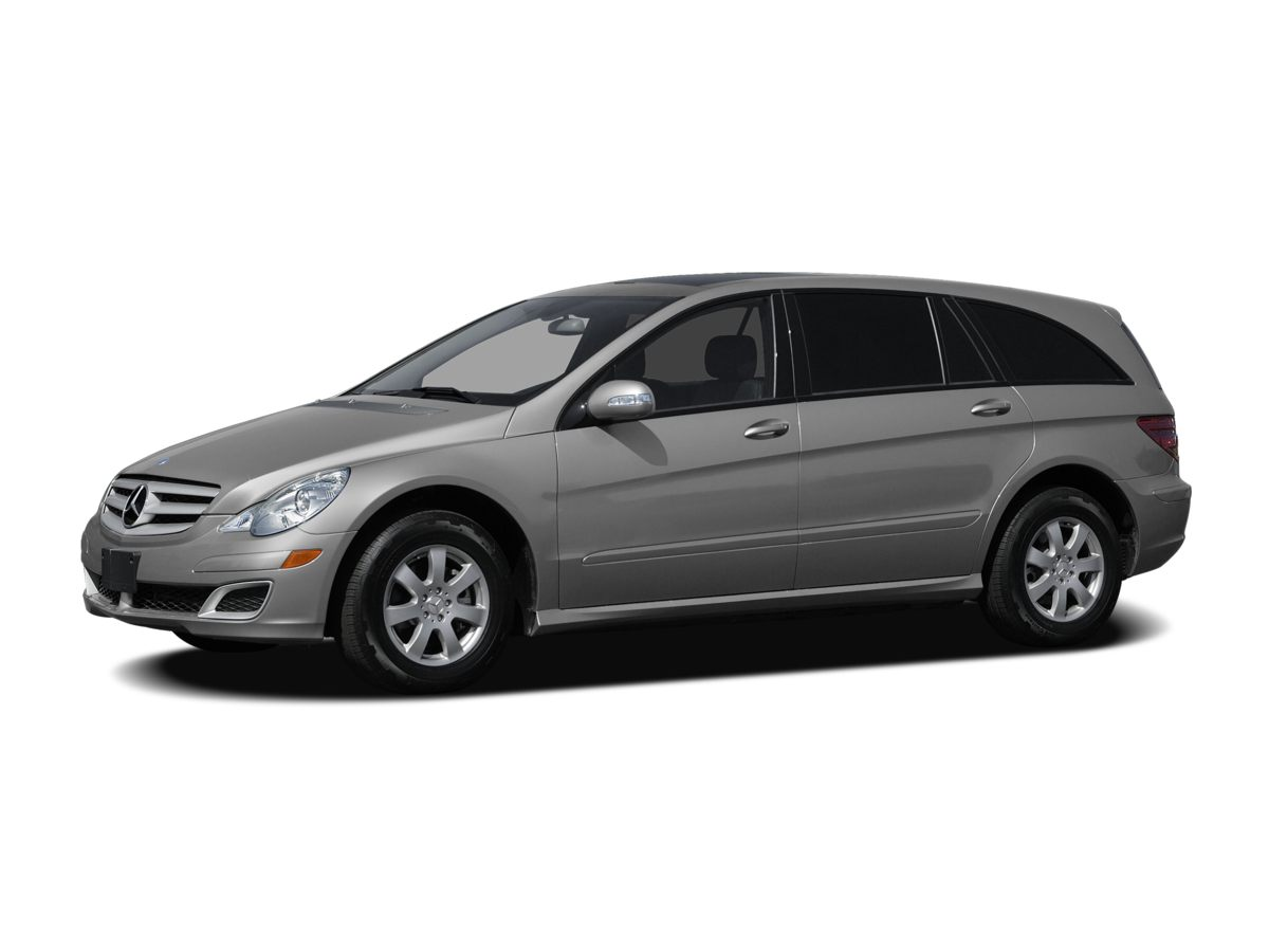 Pre-Owned 2006 Mercedes-Benz R-Class R 350