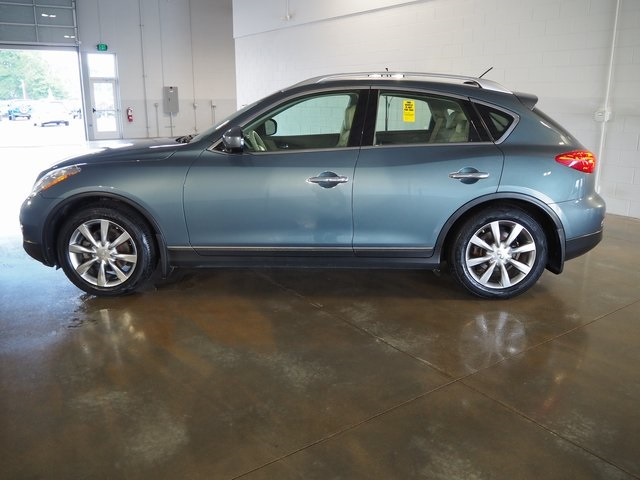 Pre-Owned 2008 INFINITI EX35