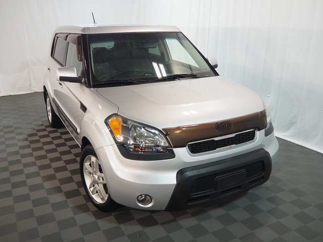 Pre-Owned 2011 Kia Soul Plus