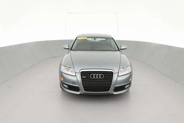 Pre-Owned 2010 Audi A6 3.0 Premium Plus