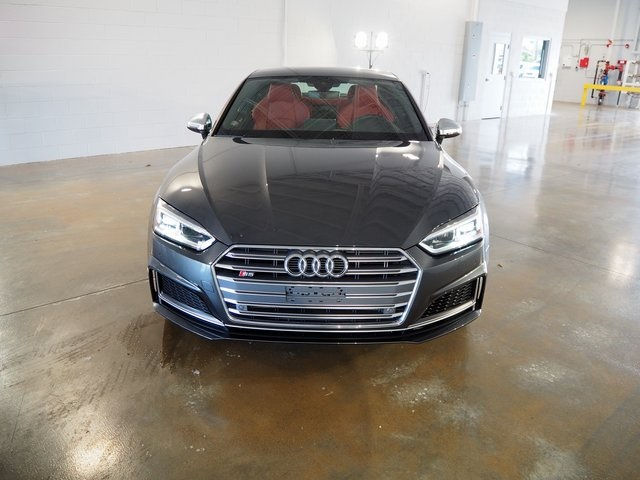 Pre-Owned 2018 Audi S5 3.0T Premium Plus