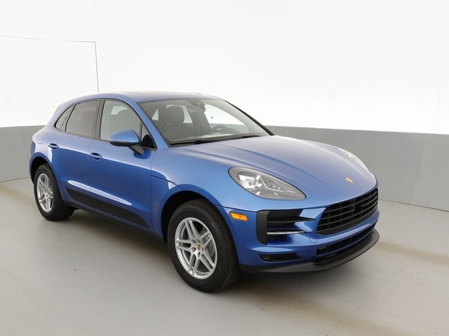 New 2020 Porsche Macan Base 4d Sport Utility In Farmington Hills H720097 Porsche Of Farmington Hills