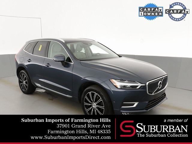 Pre-Owned 2018 Volvo XC60 T5 Inscription