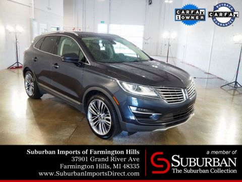 Pre-Owned 2015 Lincoln MKC Reserve