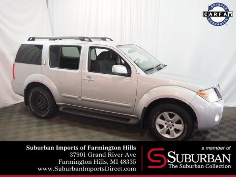 Pre-Owned 2011 Nissan Pathfinder S