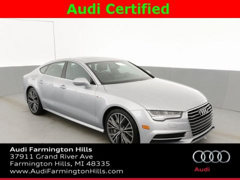 Pre-Owned 2016 Audi A7 3.0T Premium Plus